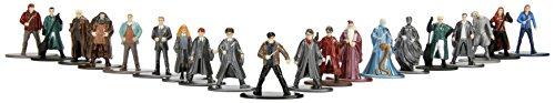 Nano Metalfigs Harry Potter Wave 1 Metals Die-Cast Collectible Figures (20 Piece), 1.65