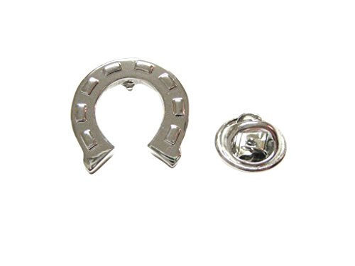 Horse Shoe Lapel Pin