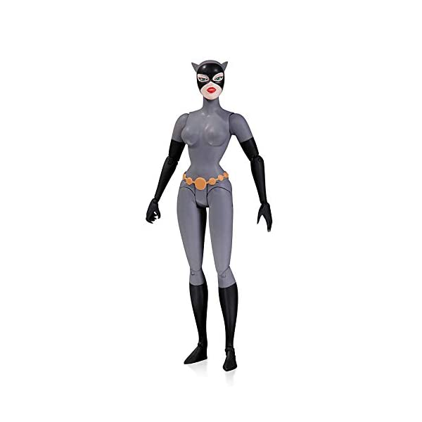 31ltkX2aywL DC Collectibles Batman: The Animated Series - Catwoman Action Figure