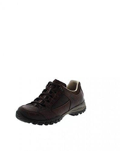 Lugano Shoes Lady Brown Dark Meindl dqO5wd