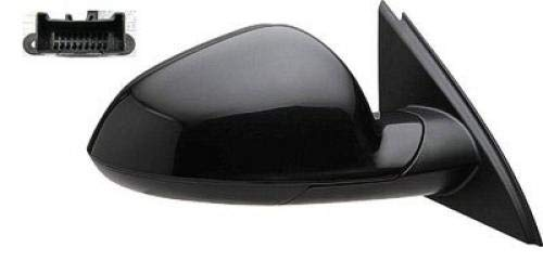 (Go-Parts OE Replacement for 2011-2013 Buick Regal Side View Mirror - Right (Passenger) 22855374)