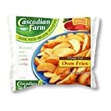 Cascadian Farm Organic Wedge Cut Oven Fry Potato, 16 Ounce -- 12 per case.