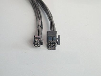 Apple Pci Video Card - CRAZYCONN PCIe PCI-e Power Cable for Mac G5 nVidia ATI Video Card