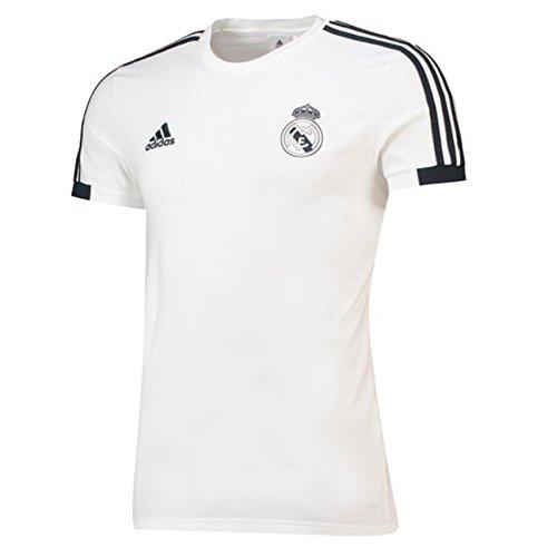 - adidas 2018-2019 Real Madrid Training Tee (White)