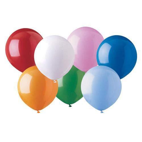 (CTI latex balloons 951700 STANDARD ASSORTMENT, 17