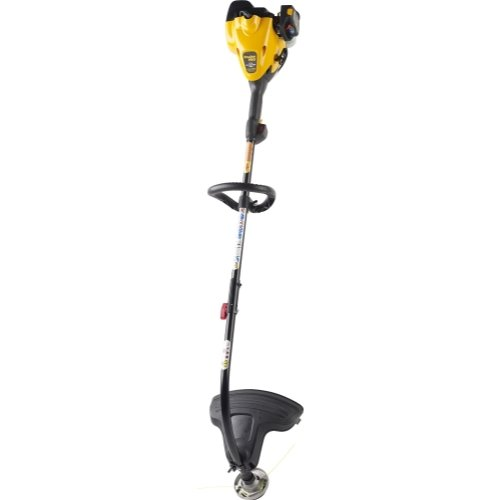 Poulan Pro 967185601 PP25CFA 25cc 2-Cycle Curved Shaft 17-Inch Dual Exit Fixed Line Head String (Fixed Line Trimmer Head)