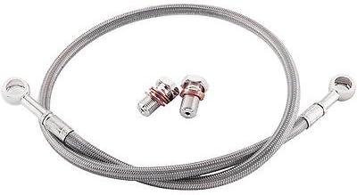 Smoke Galfer Front Brake Lines /& Rear Line Kit 2009-2014 YAMAHA R1