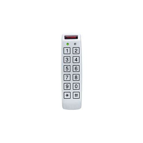 DynaLock 7350 Stand Alone Digital Keypad, Narrow, Mullion Design, 2