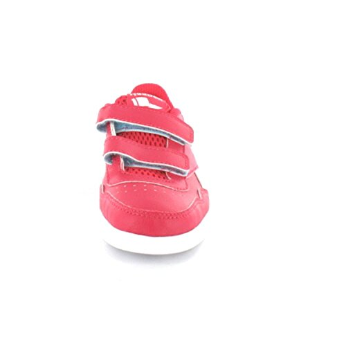Reebok ROYAL EFFECT M46742 Unisex - Kinder Sportschuh, Rot 29 EU
