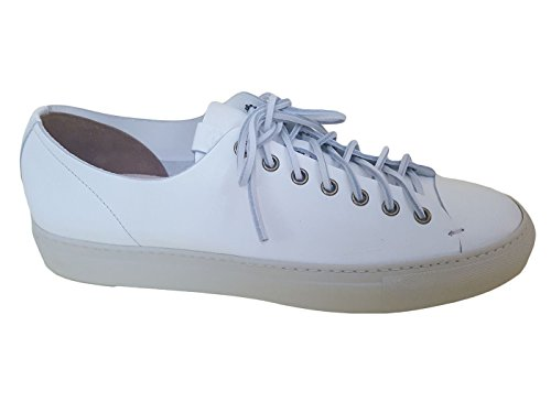 BUTTERO B4006TOSCH-UG PE TOSCH Bianco Sneaker Bianca Uomo MainApps White