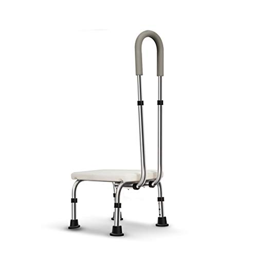 - LGZW Safety Step Stool, Old Man Mobile Shower Chair Disabled Walker Slip, Home Shower Chair Walking Frame