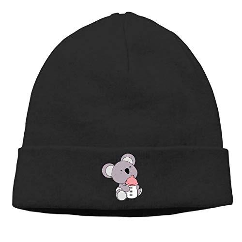 (Gkf Knit Beanie Hat Warm Skull Cap Baby Fold Beanie Toque)
