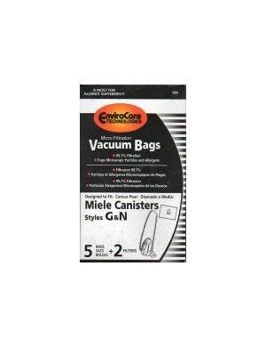 miele g n vacuum bag - 5