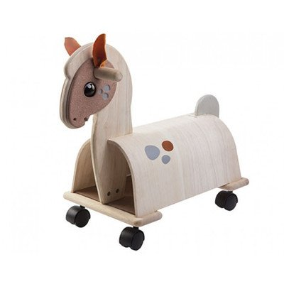 Pedal Car Plans - Activity Ride-On Pony