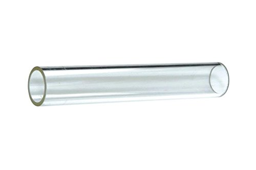 FIREPLACE CLASSIC PARTS Patio Heater Hiland Tabletop Glass Tube 2 3/4'' Dia x 16'' Long FCPGTTHP-Glass-2.75x16 by Fireplace Classic Parts