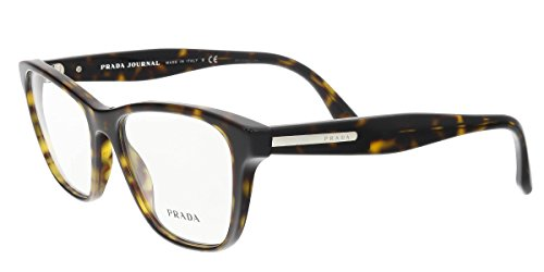Prada PR04TV Eyeglass Frames 2AU1O1-52 - - Womens Glasses Prada Frames