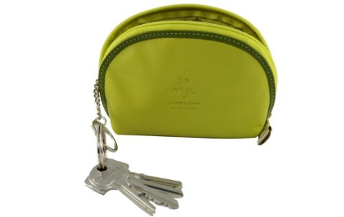 visconti-rb-63-multi-colored-green-lime-cream-ladies-soft-leather-coin-purse-and-key-wallet-with-key