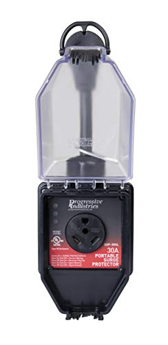 PROGRESSIVE INDUSTRIES SSP-30XL Surge Protector with Cover (30 Amp) ()