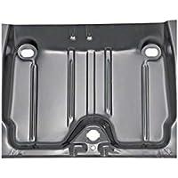 Eckler's Premier Quality Products 33-179426 - Camaro Trunk Well Floor Pan Repair Panel Center