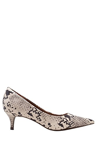 next Mujer Zapatos Tacón Bajo Corte Regular Zapatillas Calzado Efecto De Serpiente