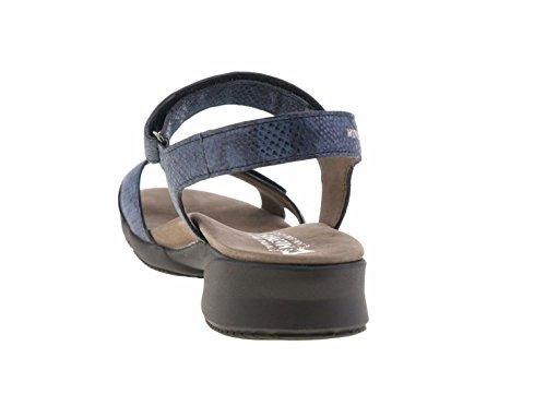 Sandalen MEPHISTO modèle FRANCESCA blau