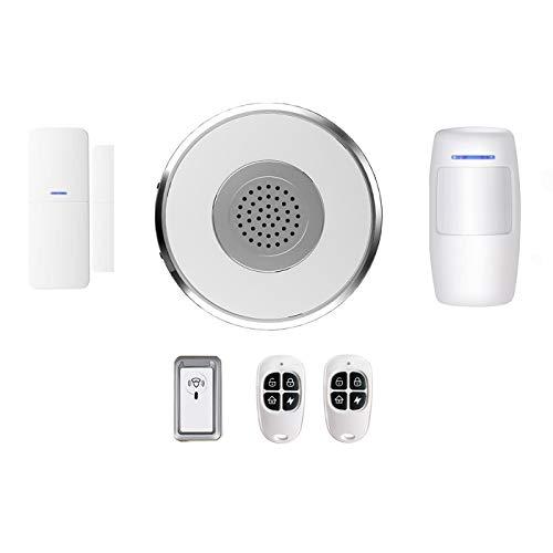 Sistema alarma T2 WiFi Hogar Sin Cuotas Compatible Google ...