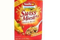 familia swiss muesli (original) - 32oz [3 units] (072762012164)