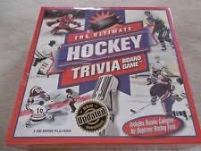 Ultimate Hockey Trivia Board Game New Updated Questions
