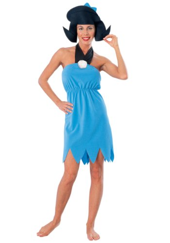 [Betty Rubble Adult Costume Small] (Wilma Flintstone And Betty Rubble Costumes)