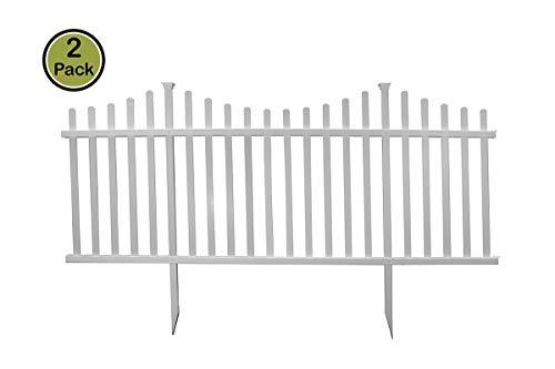 Vinyl Fence Kit - 4