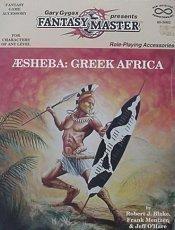 Aesheba: Greek Africa (Gary Gygax/Fantasy Master) by Robert J. Blake - Hare Shopping O