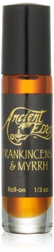 - Ancient Essence Frankincense and Myrrh Mix Roll on (0.33 Oz Roll on of Frankincense and Myrrh)