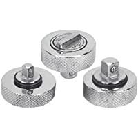 3 Pc Set Thumb Wheel Ratchet Wrench 1/2 1/4 3/8 Drive by TruePower