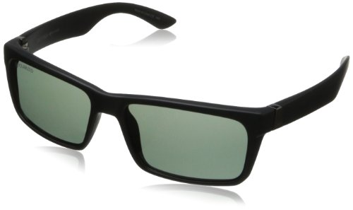 Dot Dash Lads Wayfarer Polarized Sunglasses,Black Satin,56 - Sunglasses Dash