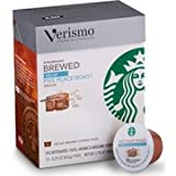 Starbucks Verismo Decaf Pike Place Roast Coffee Pods, 12 count(Case of 2)