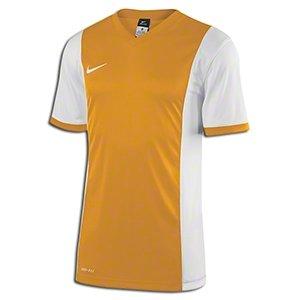 5b3ec0302 Amazon.com   Nike Soccer Uniform Jersey  Nike Park Derby Replica Soccer  Jersey Yellow YS   Soccer Equipment   Clothing