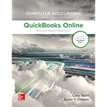 Computer Accounting in the Cloud with QuickBooks Online