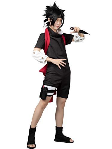 CosFantasy Japan Anime Sasuke Uchiha 2nd ver