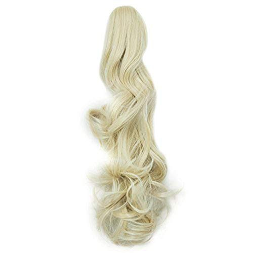 FUT Womens Claw Ponytail Clip in Hair Extensions