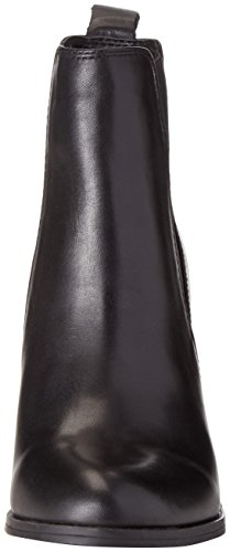 con Tacco 001 Donna Corti Black Windsor Smith Stivali Nero WSSLILLE qwU4BBIf1