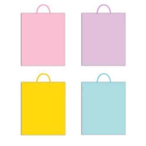 Solid Matte Bag 4 Color Gift Bag