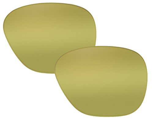 Suncloud Optics Cookie Authentic Replacement Polarized Lenses (Sienna Mirror Lens)