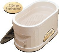 Therabath Pro Paraffin Therapy Unit, Scentfree by W.R. Medical (Therabath Unit)