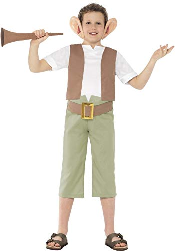 Boys Roald Dahl BFG Big Friendly Giant Ogre Monster Troll Book Day Character Fancy Dress Costume Outfit (4-6 Years) ()