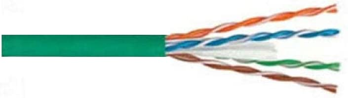 Pull-Box 97200-46-05 Southwire 1000 CAT6 Network Cable UTP Green