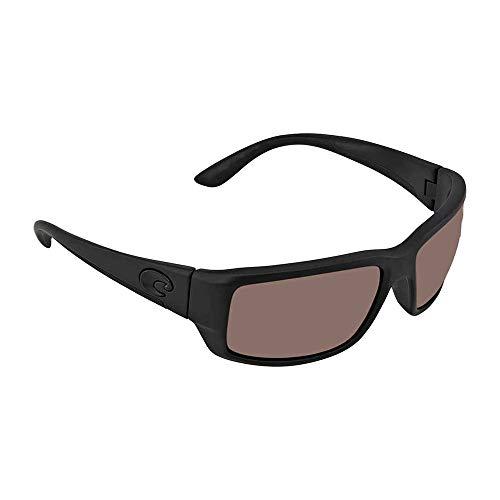 2f8fdd6239a Costa Del Mar Fantail Sunglasses Blackout Copper Silver Mirror 580Plastic