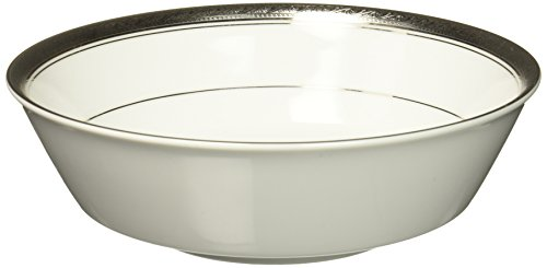 Noritake Crestwood Platinum Round Vegetable Bowl (Salad Crestwood)