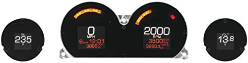 Dakota Digital 2014+ Replacement Harley Touring Gauges MLX-8414