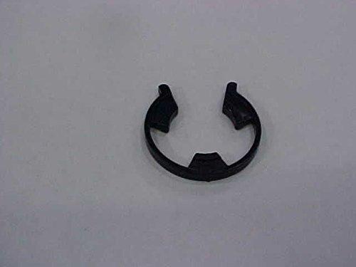 (Kenmore 7116713 Water Softener Clip Genuine Original Equipment Manufacturer (OEM) Part Black)