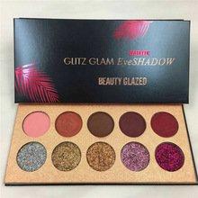 Beauty Glazed Glitz Glam Eyeshadow Palette